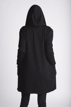 Dámský cardigan - černý