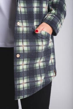 Košile s kapucí