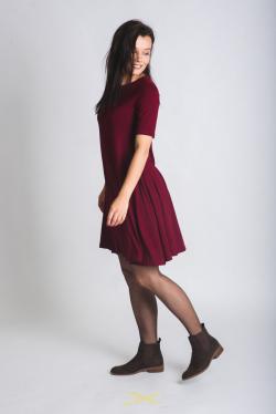 Viskózové šaty