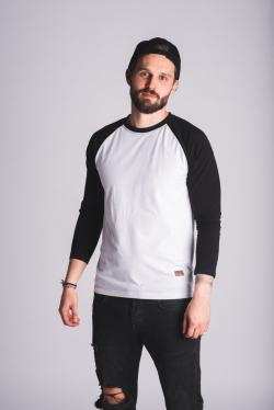 Pánské raglanové tričko